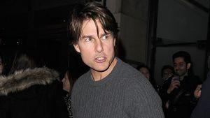 Tom Cruise ist genervt
