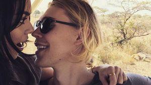 Vanessa Hudgens und Austin Butler auf Safari