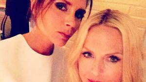Victoria Beckham und Rachel Zoe machen ein Selfie