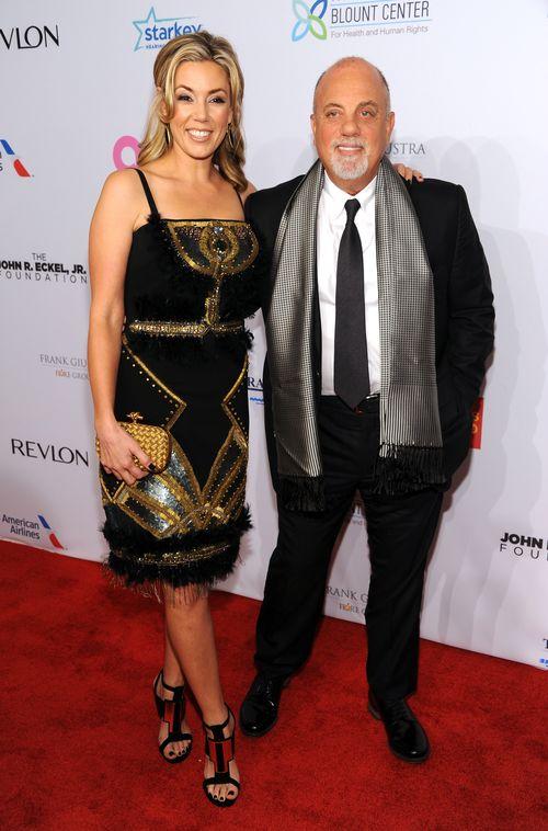 Alexis Roderick & Billy Joel haben sich das Ja-Wort gegeben
