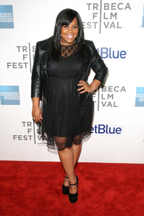Amber Riley fiel auf dem roten Teppich in Hollywood Ohnmacht