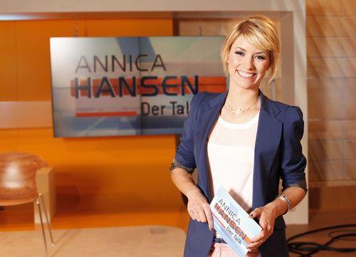 Annica Hansen mag ihre Sendung, auch wenn sie trashig ist