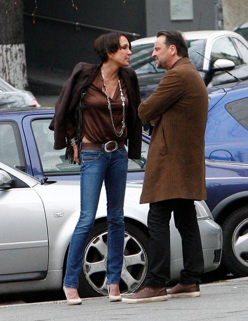 Anouschka Renzi ist wieder Single