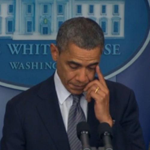 Barack Obama trauert um die Opfer des Amok-Laufs in einer Grundschule
