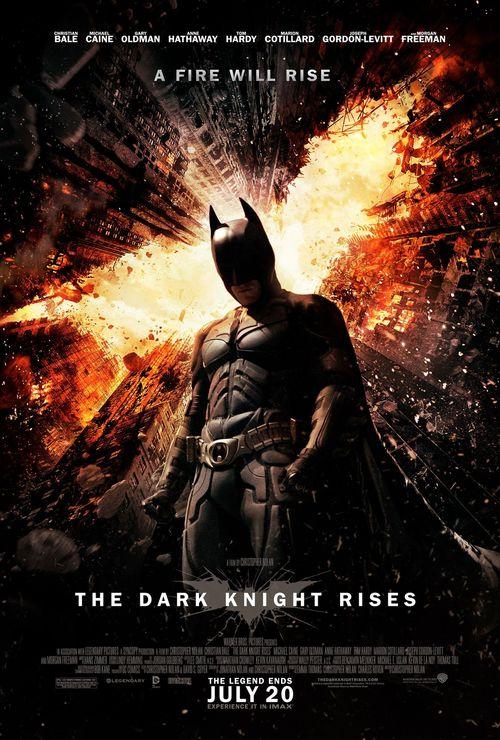 """""""The Dark Knight Rises"""" läuft diesen Sommer im Kino"""