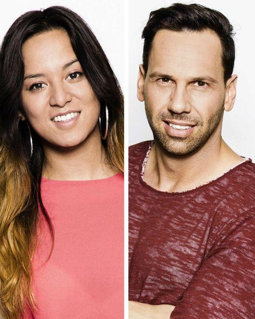 Das sind die neuen Kandidaten Maria und Guido