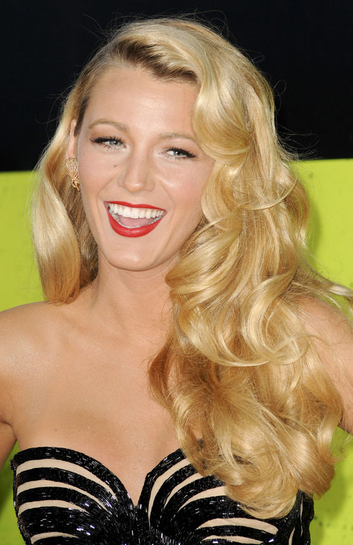 Blake Lively wird heute 25 Jahre alt
