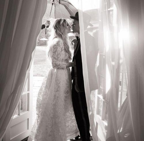 Vor knapp einem Jahr haben Ashlee Simpson und Evan Ross geheiratet