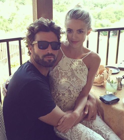 Lady-Chaos bei Brody Jenner