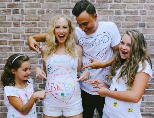 Candice Accola und Ehemann Joe King erwarten ein Kind