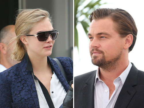 Geht da was bei Cara Delevingne und Leonardo DiCaprio?
