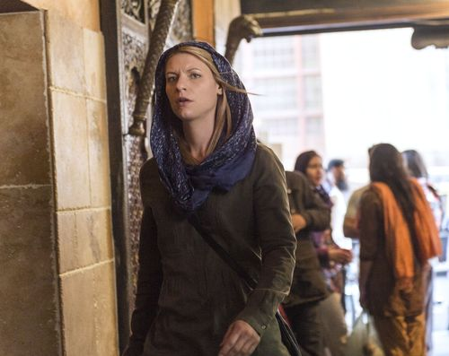 Claire Danes wird bald für längere Zeit in Deutschland sein
