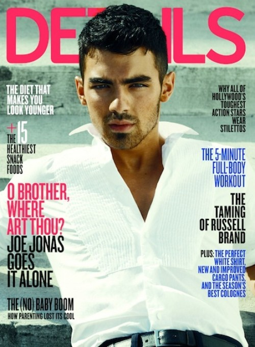 Joe Jonas, Taylor Swift, Ashley Greene, Jared Followill - Joe arremetió contra Taylor Swift en una entrevista concedida a la revista Details