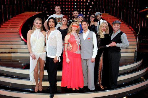 Die Paare der 7. Show von Let's Dance: Patrick Lindner musste gehen