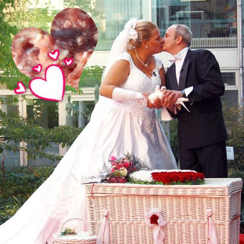 Silvia und Dieter sind die Oberhäupter einer Großfamilie