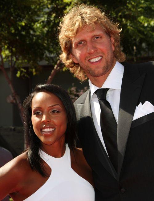 Dirk Nowitzki und Jessica Olsson haben geheiratet