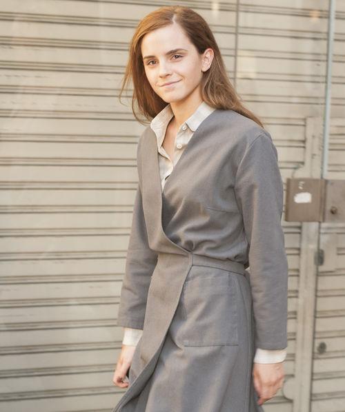 Emma Watson hat sich wieder in die Arbeit gestürzt