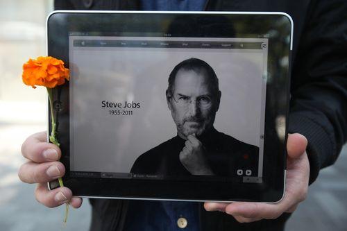 Steve Jobs - So trauern die Fans um Steve Jobs