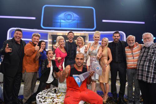 """Die Finalshow von """"Promi Big Brother"""" hat die beste Quote seit Staffelbeginn beschert"""