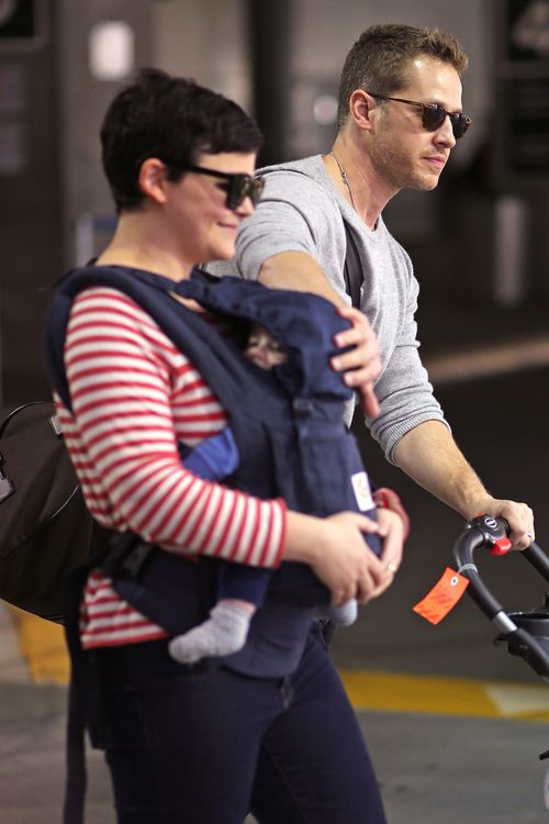 Josh ist stolz auf seinen Sohn
