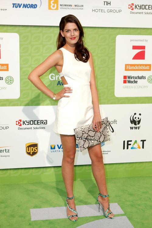 GNTM-Siegerin Vanessa Fuchs hatte ihren ersten Auftritt nach dem Finale