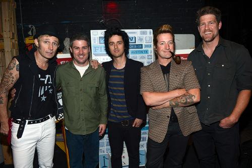Green Day sorgt für eine schöne Meldung