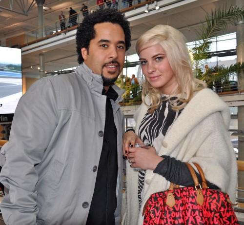 Jasmin Weber, Adel Tawil - Jasmin Weber und Adel Tawil haben geheiratet