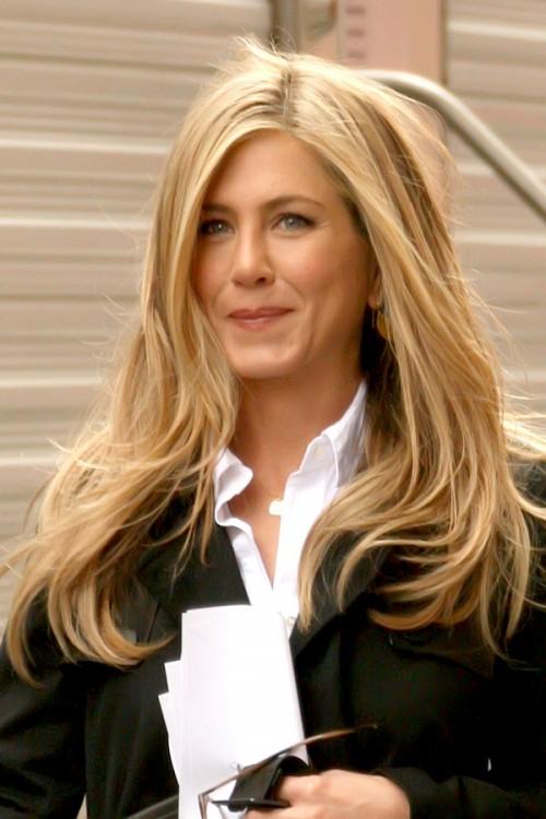 Kastanienbraune haare blond farben