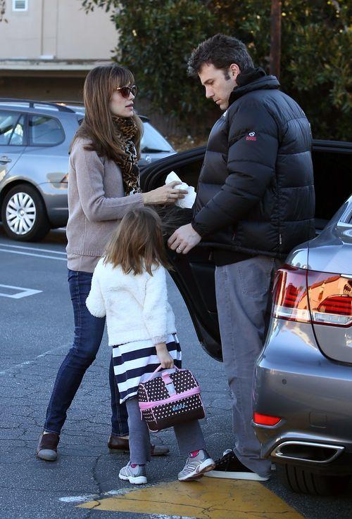 Jennifer Garner und Ben Affleck wollen beide ihre Kinder behalten
