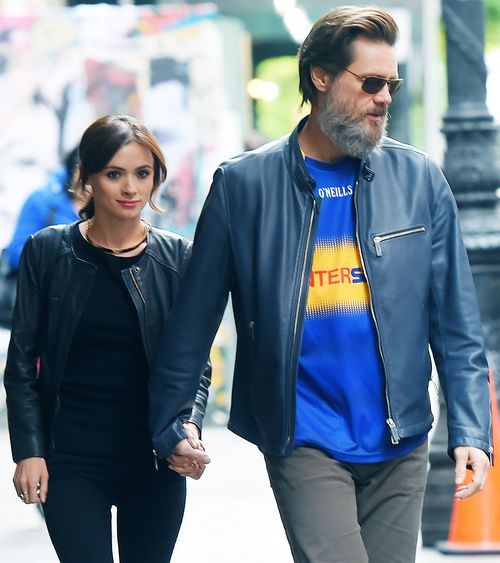 Jim Carrey trauert um Cathriona White