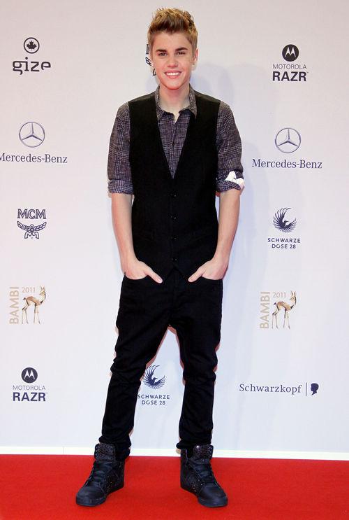 Justin Bieber wurde von den Fans sehnsüchtig erwartet