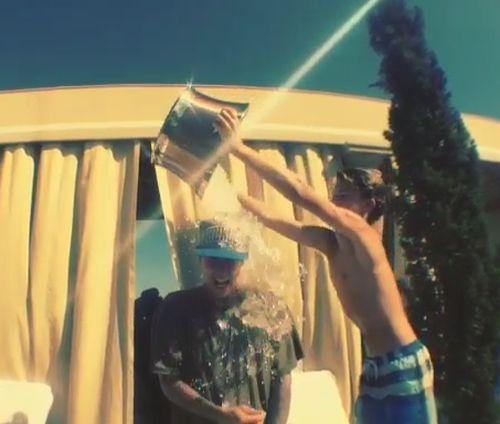 Justin Bieber läutet die zweite Runde der Ice Bucket Challenge ein
