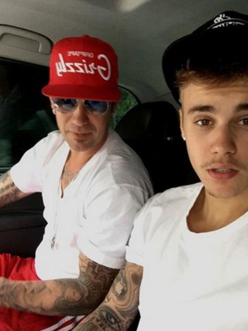 Jeremy Bieber kommentierte die Nacktfotos seines Sohnes