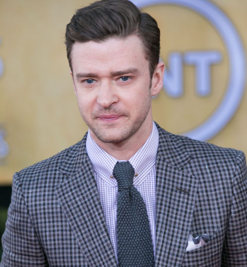 Justin Timberlake hat manchmal heftige Wut-Anflle