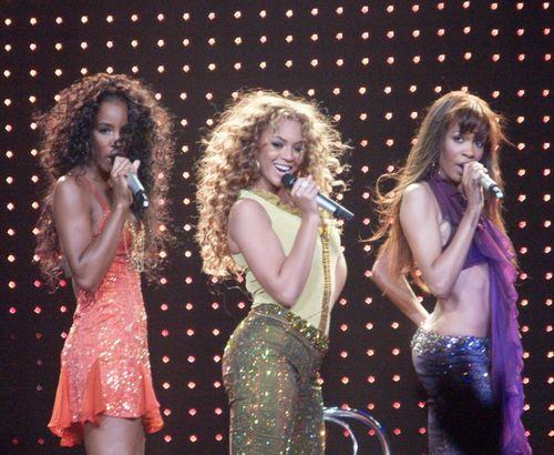 Destiny's Child zählte zu den erfolgreichsten Girlgroups aller Zeiten