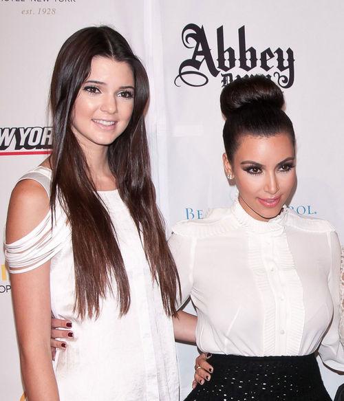 Kendall Jenner soll berühmter als Kim Kardashian werden