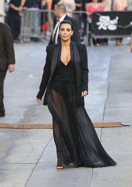 Kim Kardashian sorgt sich um ihren Stiefvater
