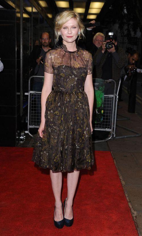 """Kirsten Dunst nahm Stellung zu ihrer Nacktszene in """"Melancholia"""""""