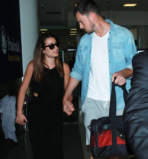 Lea Michele fand mit Matthew Paetz ihre neue Liebe