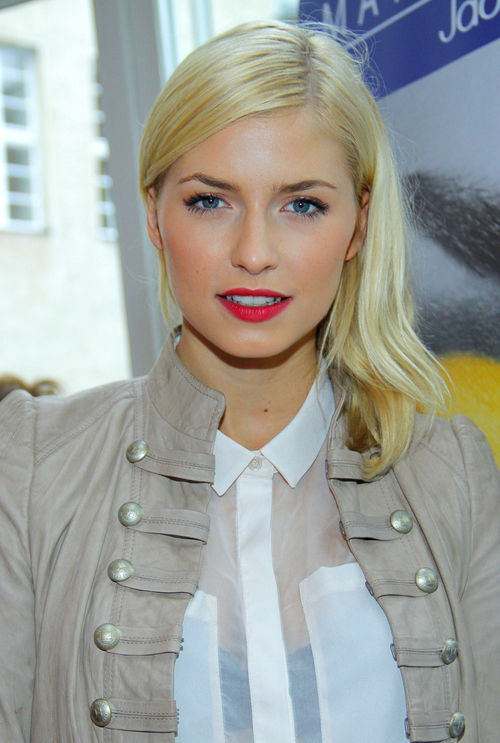 Lena Gercke ist ein international gefragtes Model