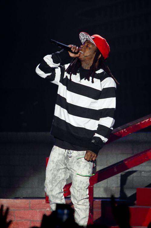 Auf Lil Waynes Tourbus wurde geschossen