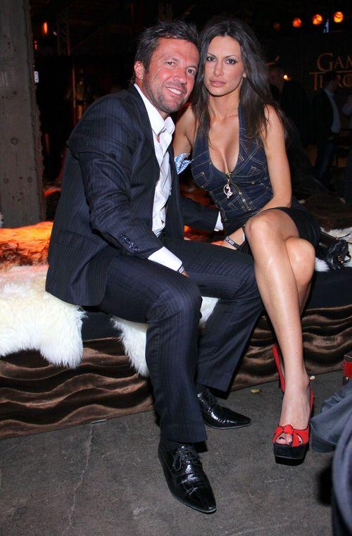 Lothar Matthäus und seine Freundin Joanna sind sehr verliebt