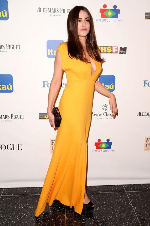 Luisa Moraes ist offenbar die neue Frau an Orlando Blooms Seite