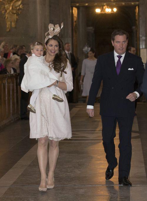 Madeleine von Schweden zieht mit Leonore und Ehemann Chris nach England
