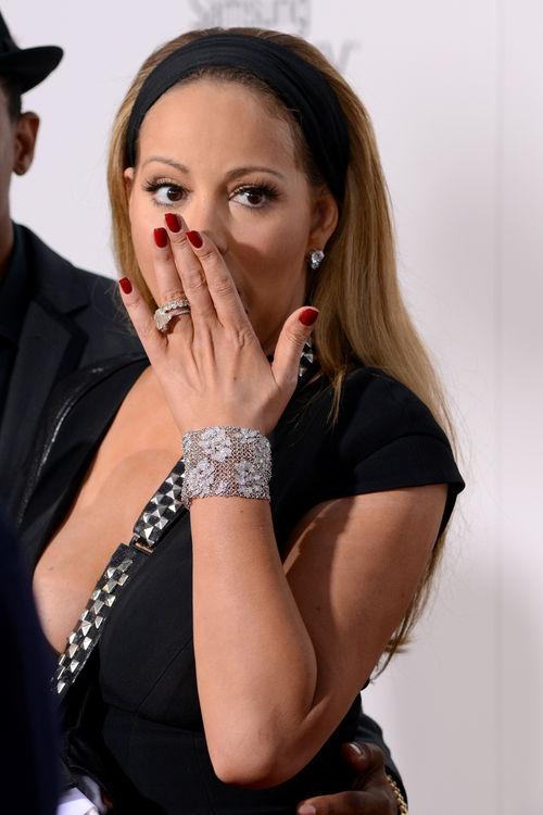 Mariah Carey soll kurz vor ihrer Scheidung stehen
