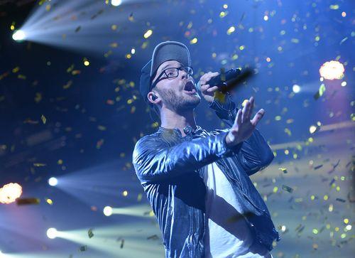 Mark Forster ist der Gewinner des Bundesvision Song Contest