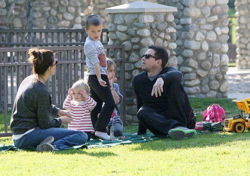 Mark Wahlberg und Rhea Durham werden wieder Eltern