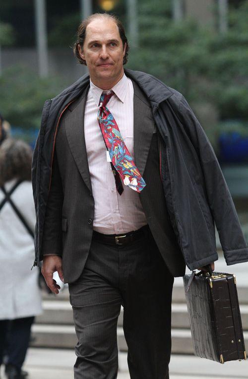 Fast nicht wieder zu erkennen: Hollywood Schauspieler Matthew McConaughey hat sich total verändert