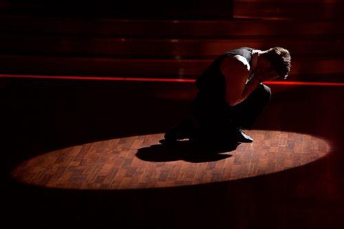Matthias Steiner rührte zu Tränen