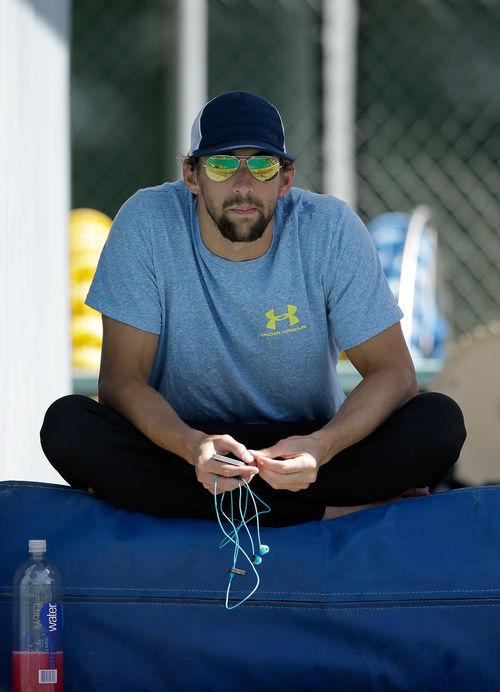 Michael Phelps wurde vor Gericht zu 18 Monaten auf Bewährung verurteilt